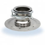 food waste disposer 500a atf-k excellent series coupling