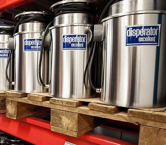 Disperator Contact - Food waste disposer