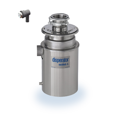 food waste disposer 500a atf excellent series with spoldysa disperator